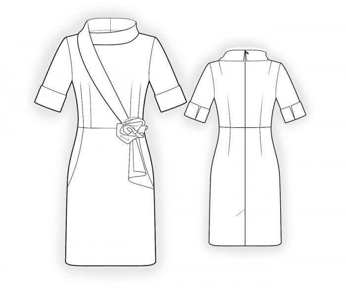 Women cross stitch