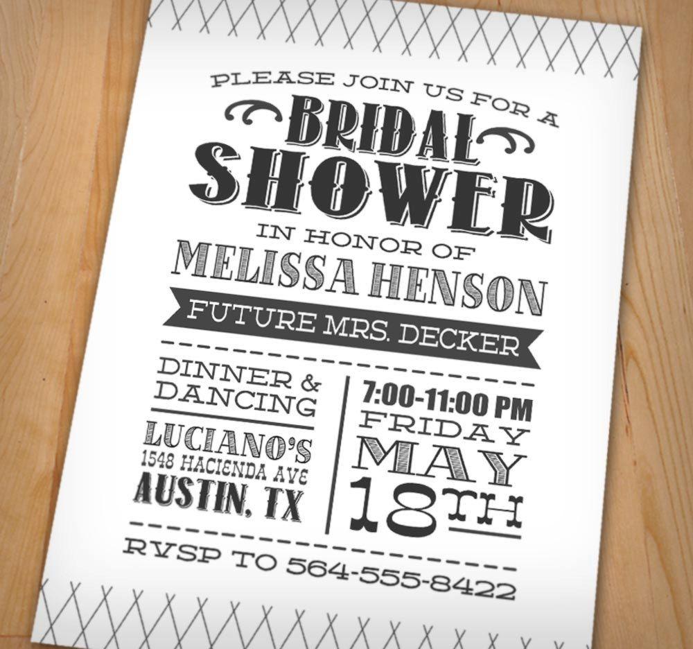 Letterpress digital bridal shower invitation by printasticdesign letterpress digital bridal shower invitation by printasticdesign filmwisefo Gallery