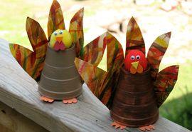 November crafts for kids