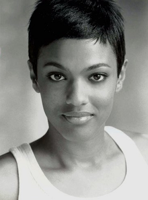 Freema Agyeman- Prob my least fav companion on Doctor Who but she can def pull off the short hair!