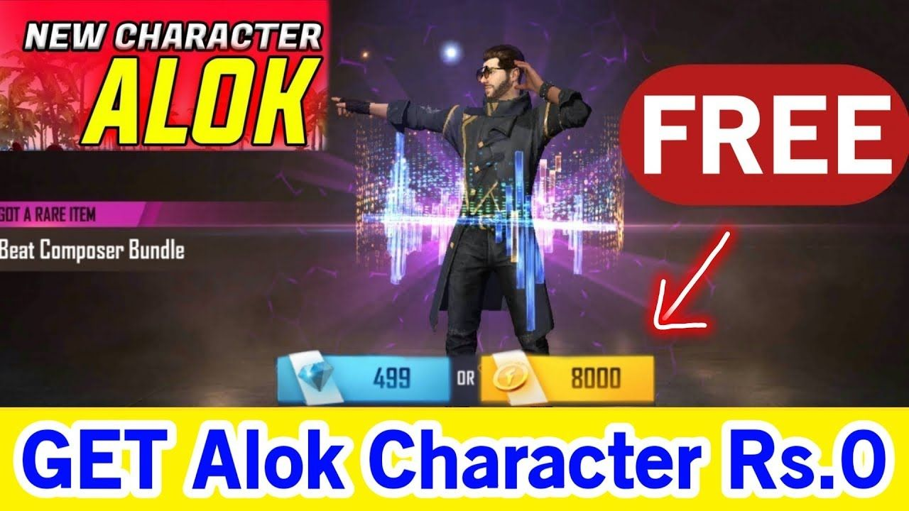 How to get dj alok free in free fire pointofgamer in