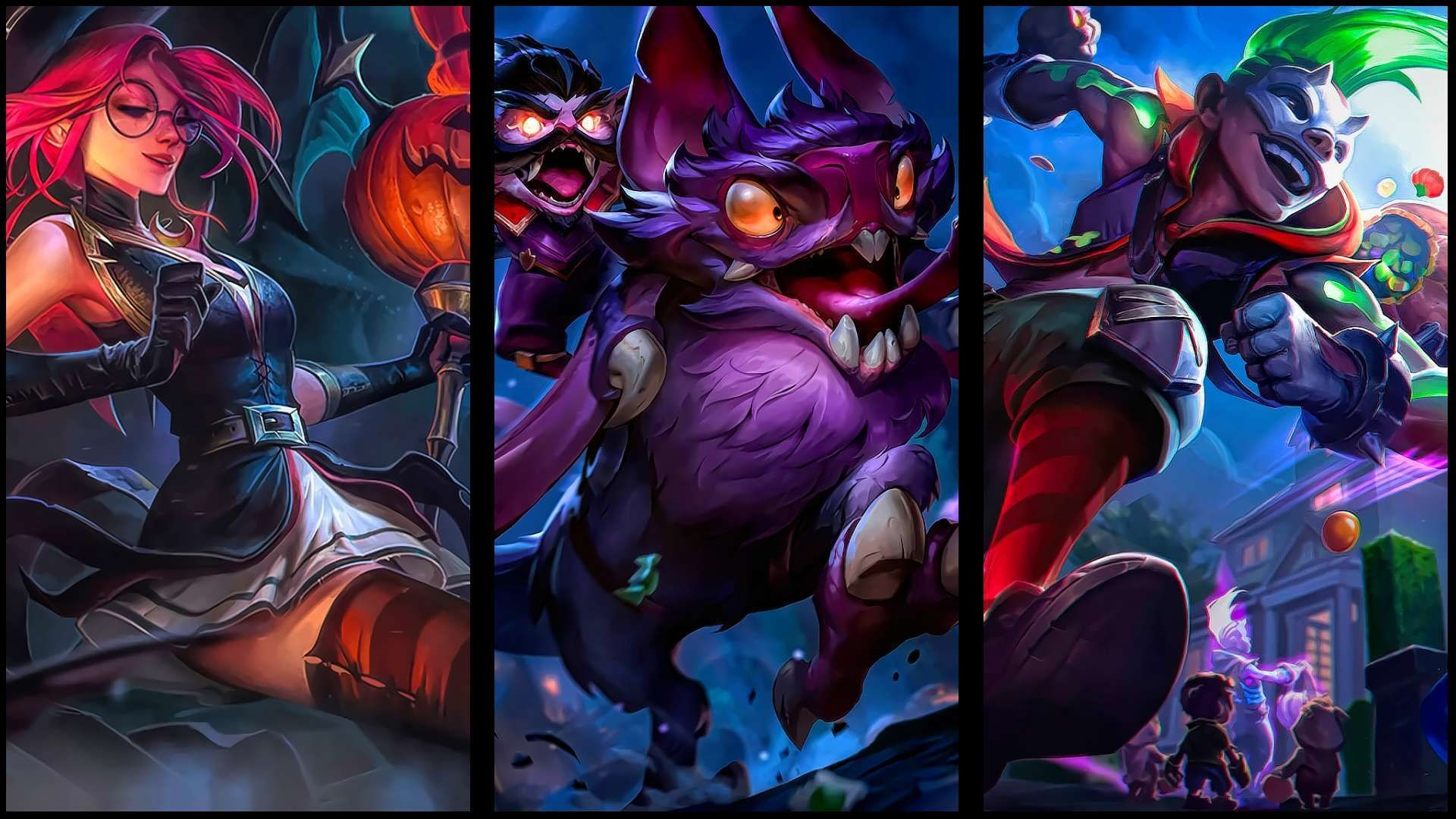 League Of Legends Is Getting Ready For Halloween League Of
