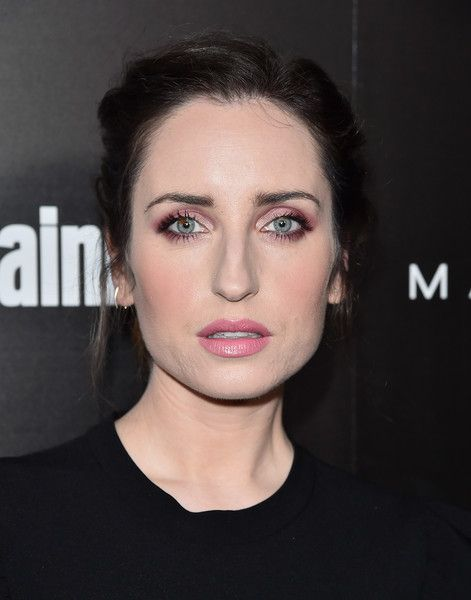 Zoe Lister Jones in 'Entertainment Weekly' Celebration Honoring the Screen Actors Guild Nominees Presented By Maybelline At Chateau Marmont In Los Angeles - Arrivals