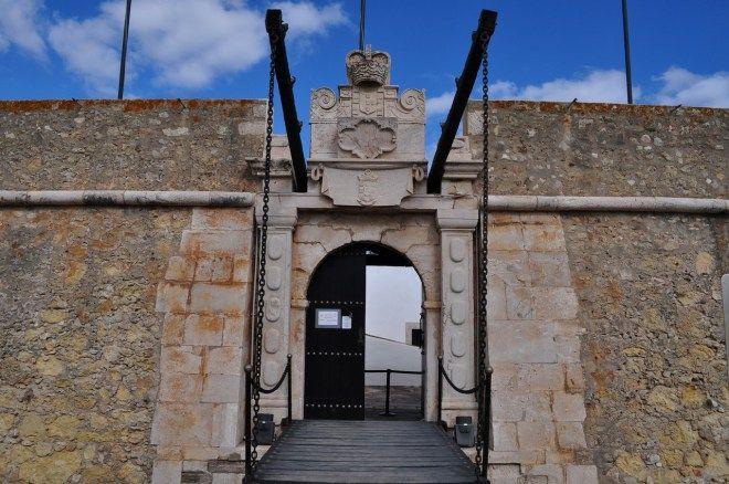 Portugal, Lagos - Centro histórico, Praia dos Estudantes e da Batata