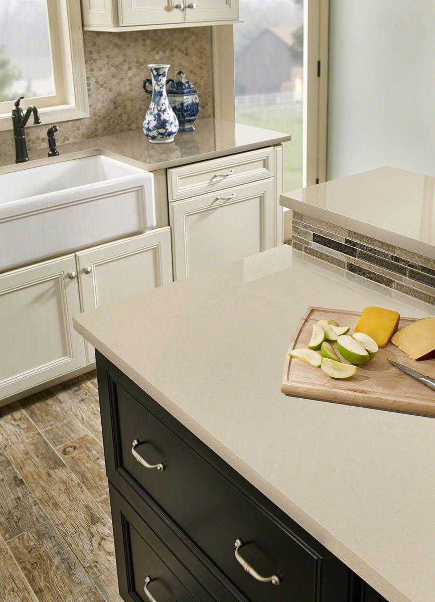 Sahara Beige Quartz Countertops Kitchen Countertops Cheap