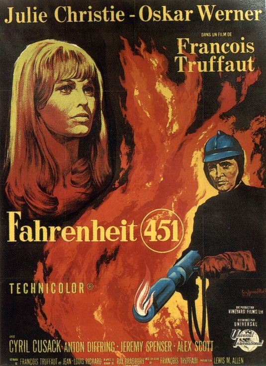 Watch Fahrenheit 451 Full-Movie Streaming