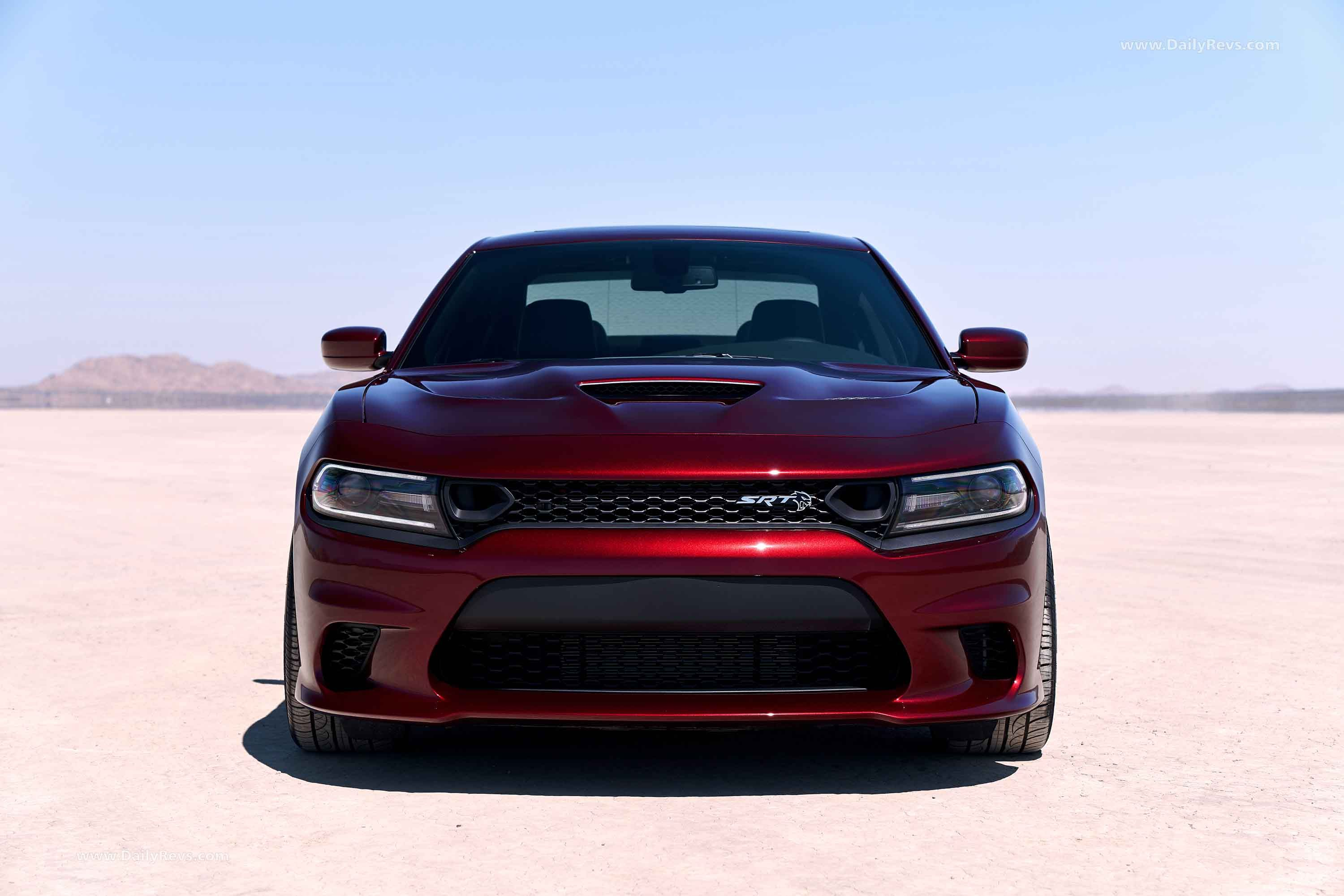 2019 Dodge Charger Srt Hellcat Hd Pictures Videos Specs