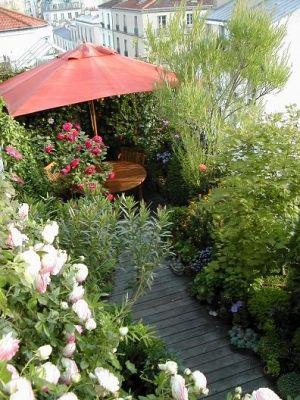 Un Jardin Suspendu A Paris Rooftop Gardens Jardins