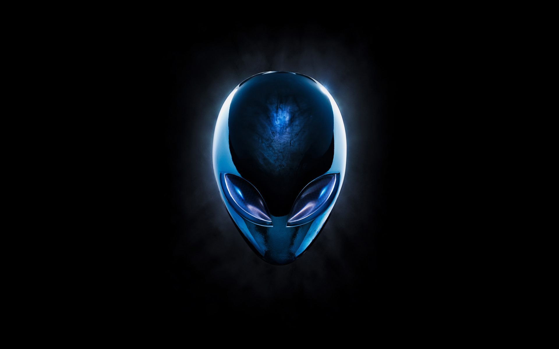 Alienware Logo Wallpaper HD For Desktop Free Download