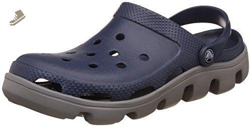 sklep produkty wysokiej jakości całkiem miło Crocs Duet Sport Clog Navy/Smoke Size EU 45-46 - US M11 ...
