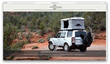 James Baroud Evasion Evolution - Expedition Portal review