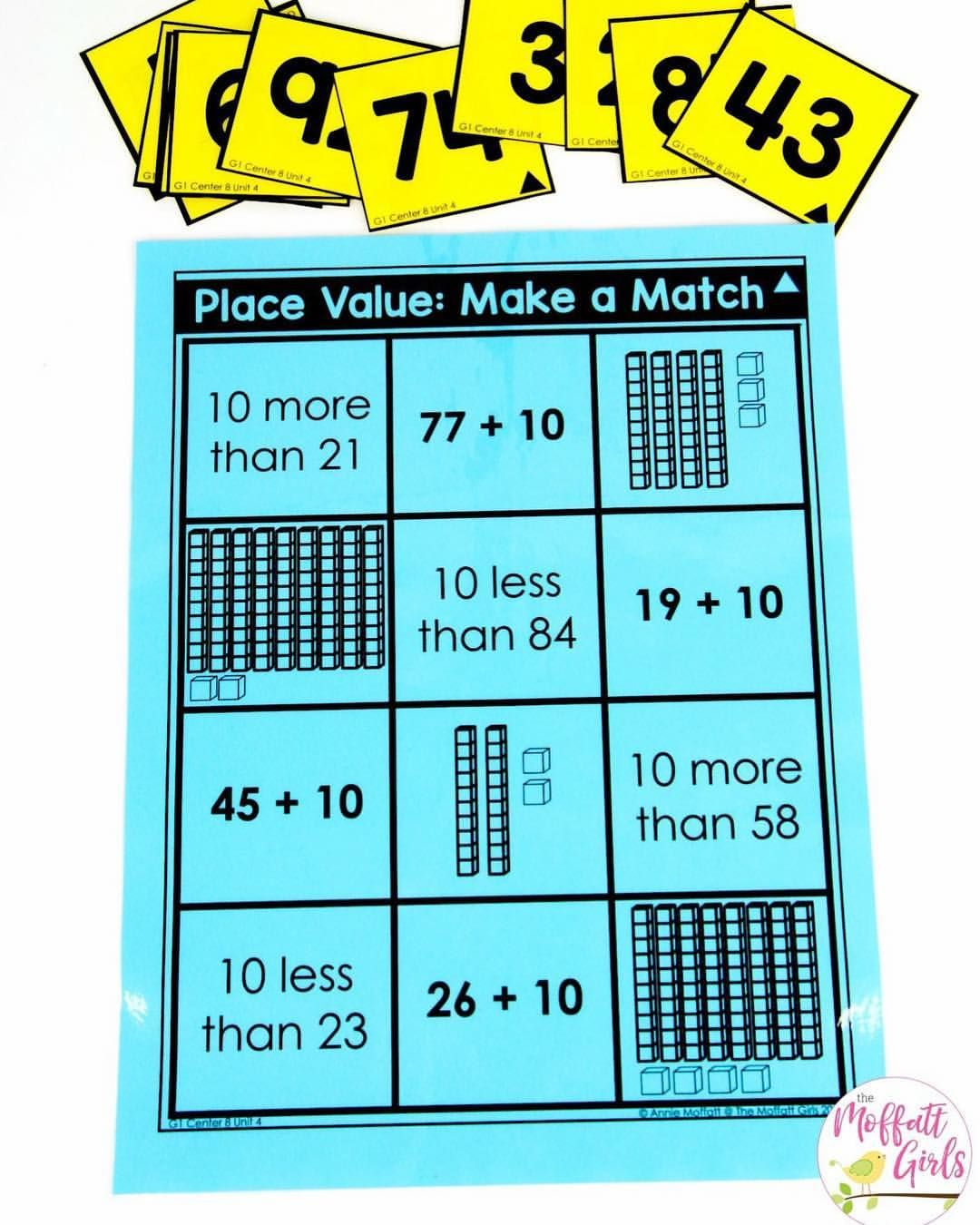 Place Value Games Galore! HandsOn and Engaging math