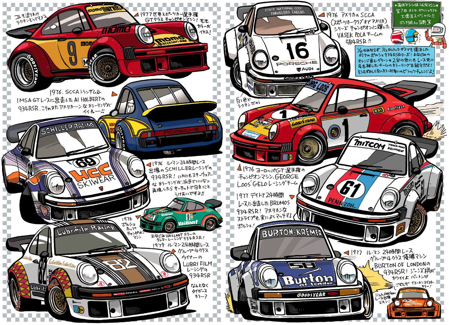 I regularly come across Porsche Art...thought it might be cool to ...