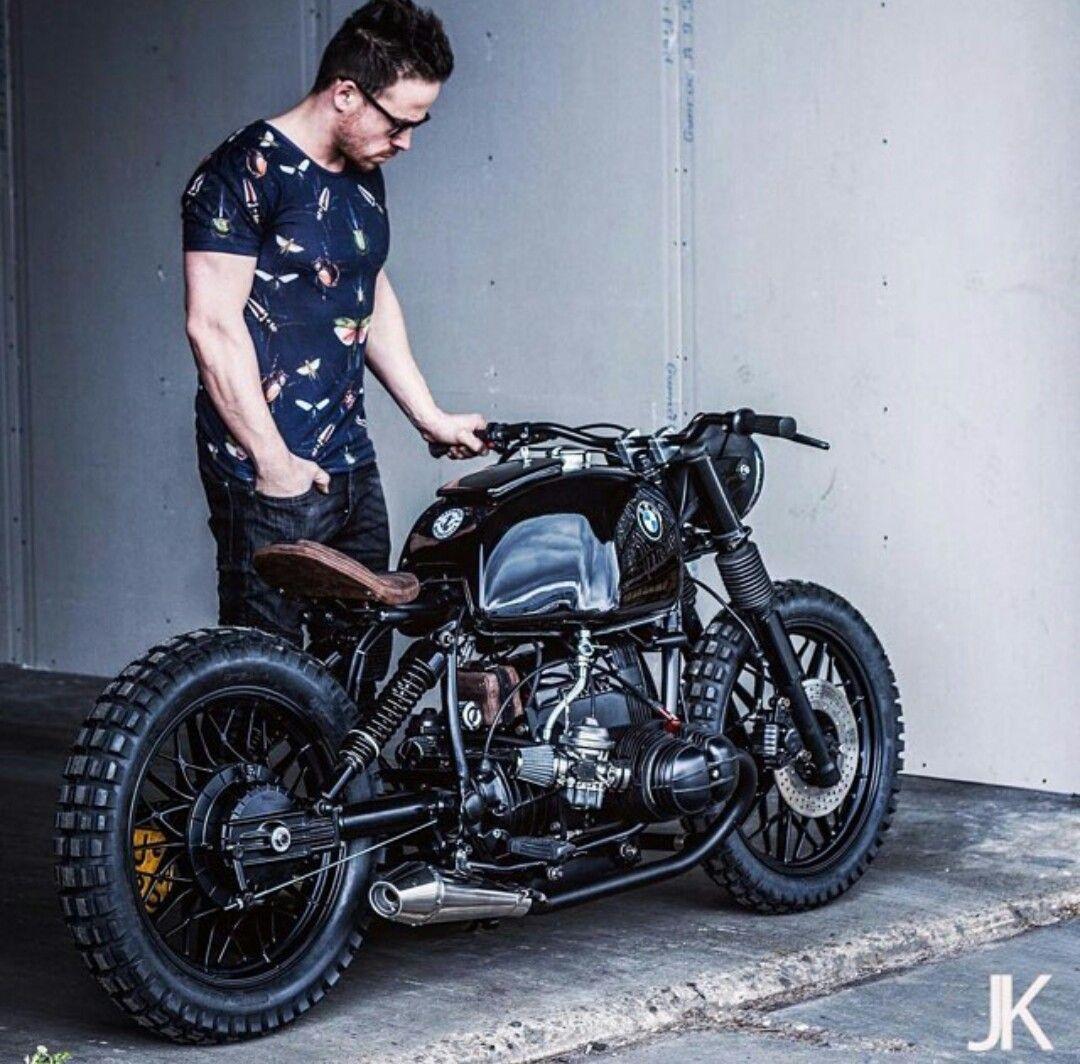 bmw cafe racer motorcycles pinte. Black Bedroom Furniture Sets. Home Design Ideas