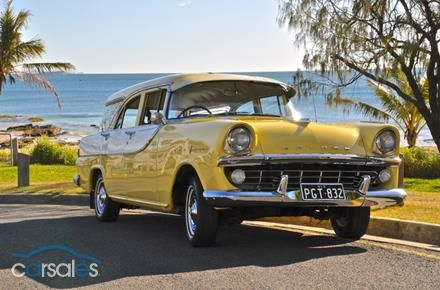 1960 HOLDEN FB SPECIAL FB Wagon Private Cars For Sale in QLD