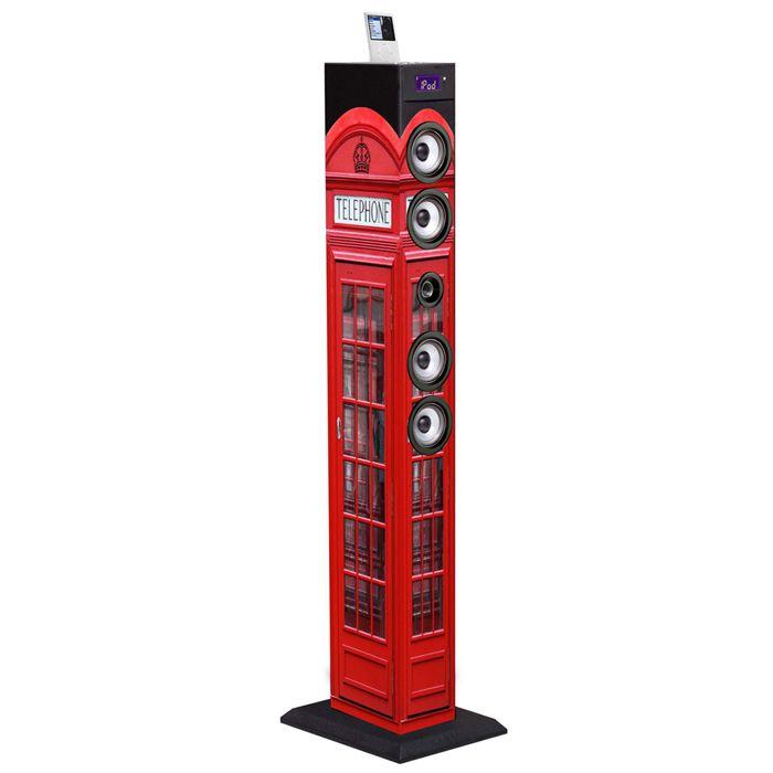 Torre multimediale UK phone