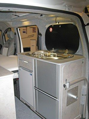 Lunar Vacanza Camper Car Kitchen Sink · CampervanKitchen SinksCaravan