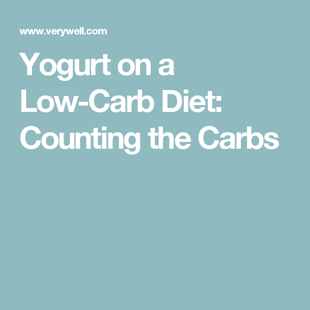 Why counting carbs in yogurt isnt as easy as it seems yoghurt help losing weight yogurt on a low carb diet counting ccuart Choice Image