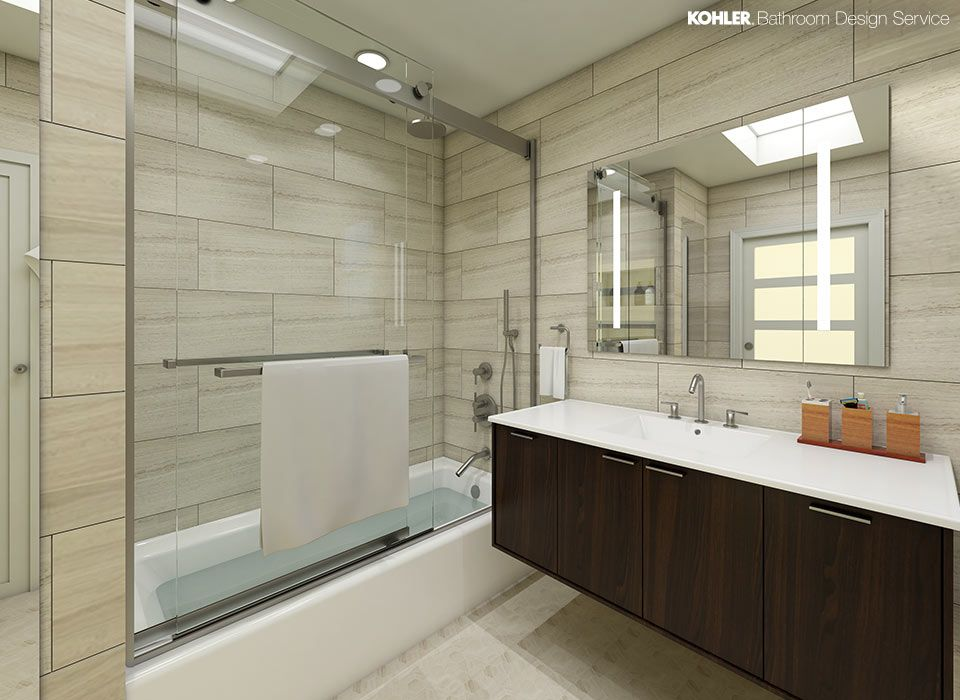 Collect Various Bathroom Designs To Renovate It Into A Lively Area Darbylanefurniture Com In 2020 Personalized Bathroom Bathroom Design Modern Bathroom Design