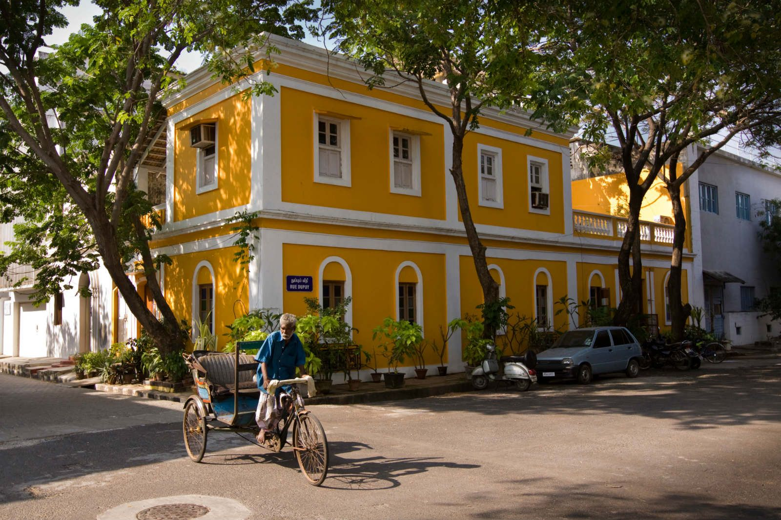 Our pick of pondicherry s most charming hotels asia for Charming hotels