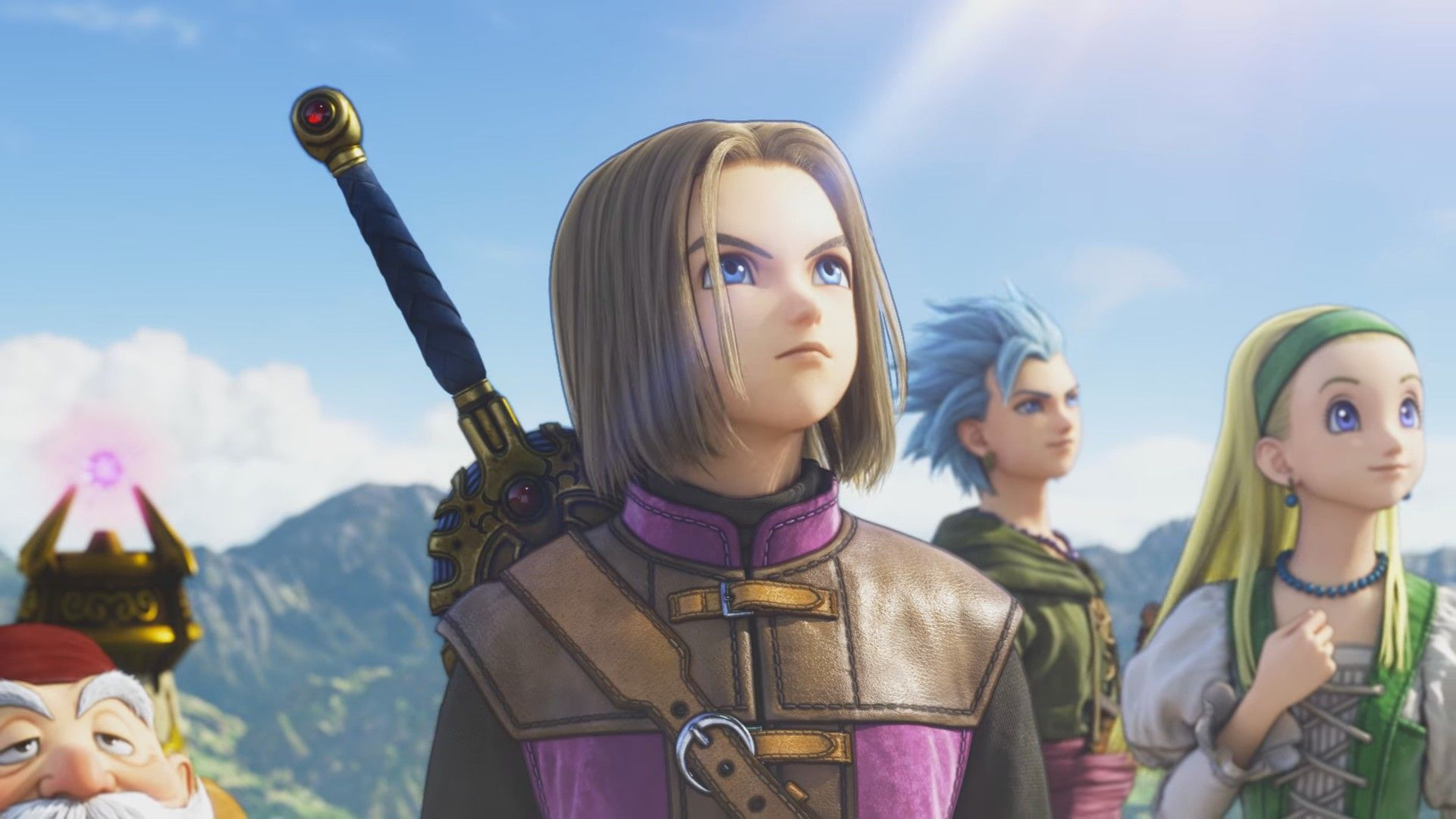 Dragon Quest Xi S Shows Nintendo Switch Exclusive Features Amp Gorgeous Limited Edition Console Http Bit Ly 2lnzap3 Dragon Quest Ps4 Exclusive Games Dragon