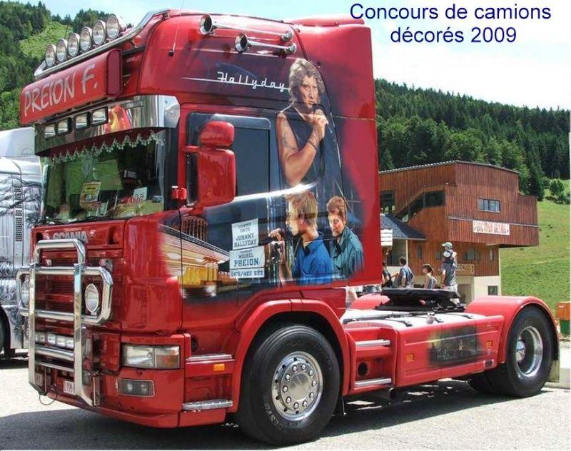 Camion d cor s customisation pinterest camion - Camion pompier cars ...