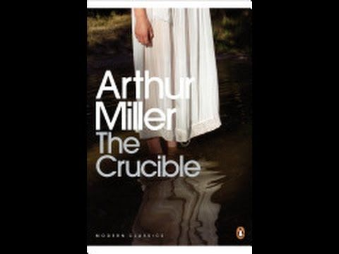 The Crucible Audiobook By Arthur Miller Penguin Modern Classics Crucible Witch Books