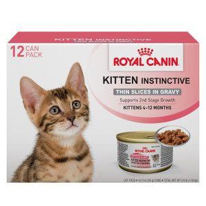 Royal Canin Feline Health Nutrition Trade Instinctive Kitten