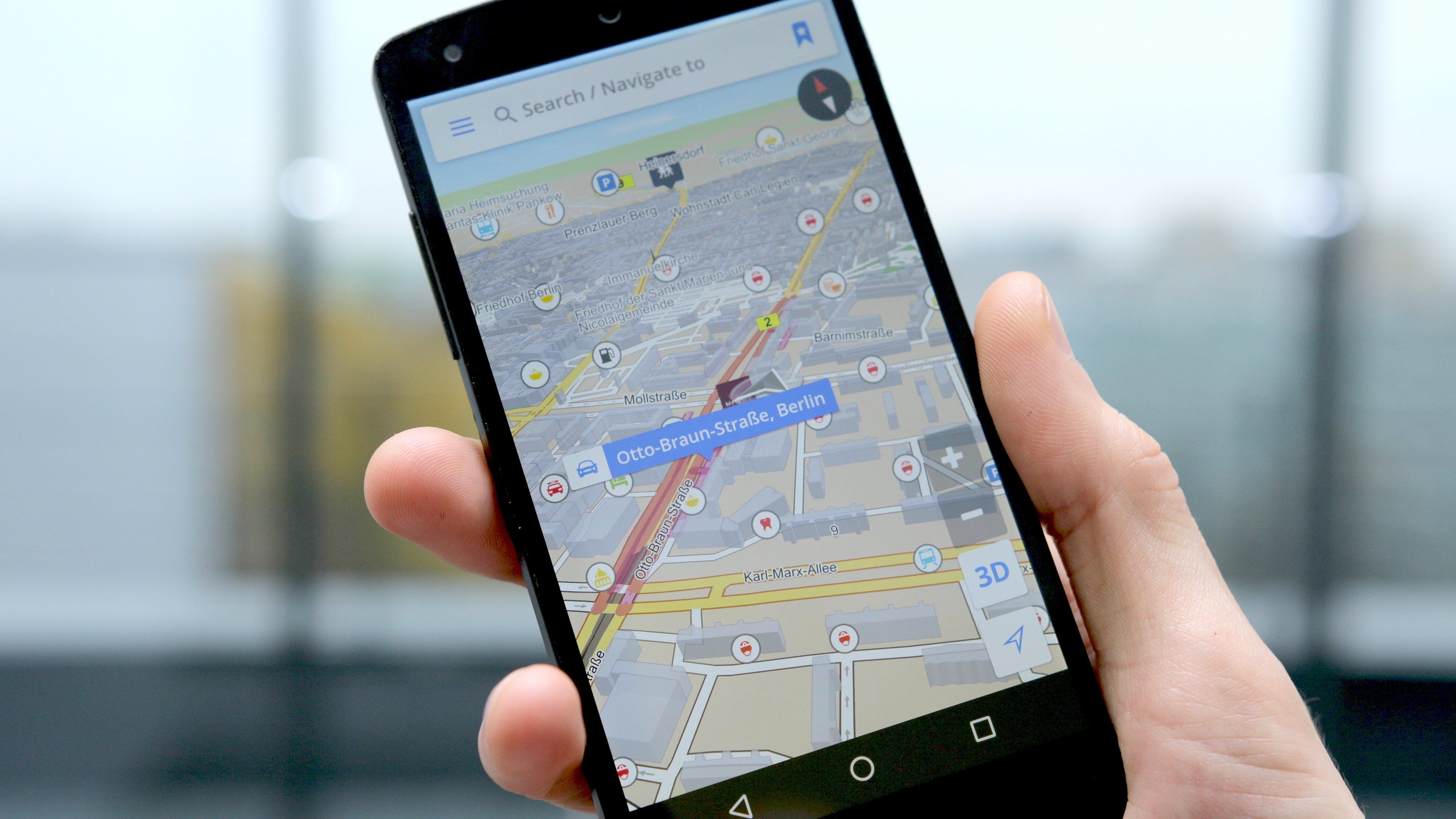Best offline GPS and Maps apps for Android Gps apps
