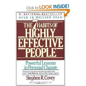 In The 7 Habits of Highly Effective People, author Stephen R. Covey presents a holistic, integrated, principle-centered approach for solving personal and professional problems. With penetrating insights and pointed anecdotes, Covey reveals a step-by-step pathway for living with fairness, integrity, honesty, and human dignity -- principles that give us the security to adapt to change and the wisdom and power to take advantage of the opportunities that change creates.