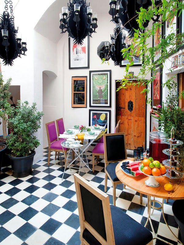 Spanish Home Style AWESOME DECO Pinterest Spanish Interiors