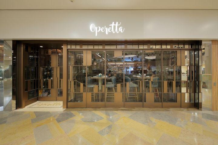 Operetta Hotel by Mas Studio Limited, Hong Kong » Retail Design Blog