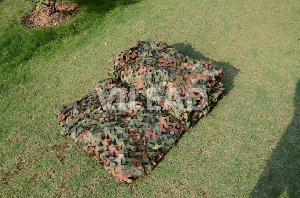 VILEAD 6M x 9M (19.5FT x 29.5FT) Woodland Digital Military