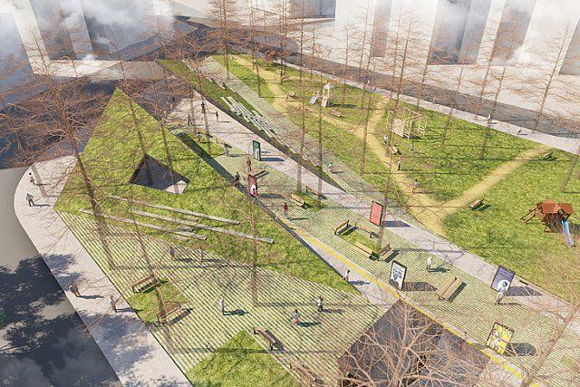 Ezber Algıları Yıkmayı Deneyen Bir Proje #paisajeurbano