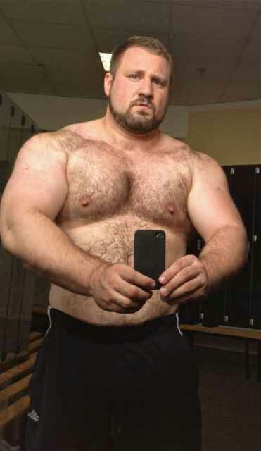 Gay hairy top