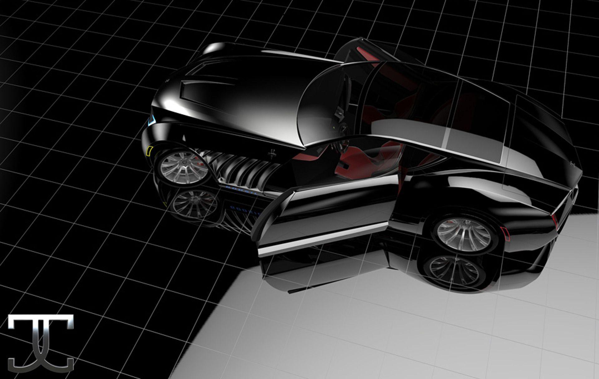 Godsil Manhattan V16 A Luxury Halo Car For America Cars