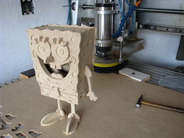 Spongebob Lolata Cnc Projects Cnc Projects Cnc
