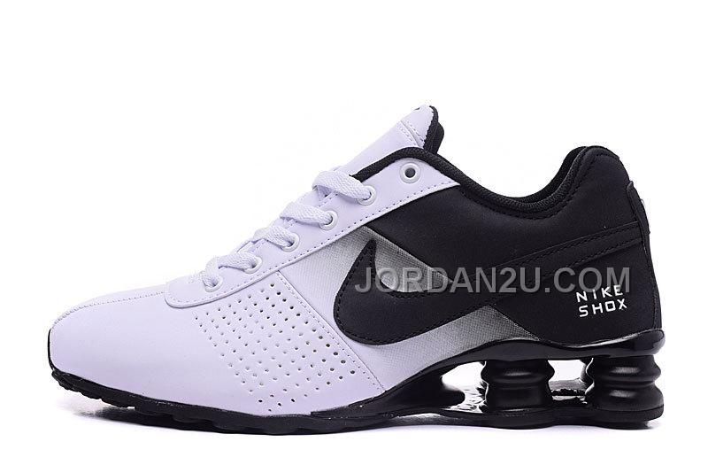 Find this Pin and more on Nike Shox Deliver. Nike Shox Deliver Men& Tennis  Shoes black ...