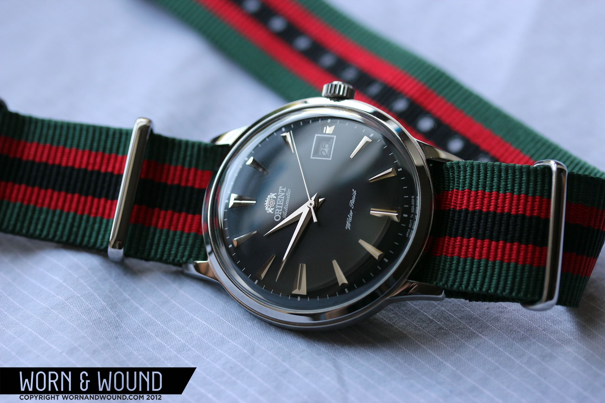 Review Orient Bambino Er24004b Worn Wound Vintage Watches Watches For Men Affordable Watches [ 1333 x 2000 Pixel ]