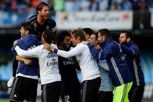 سلتاویگو 1-4 رئال مادرید؛ پیروزی جنجالی در بالائیدوس