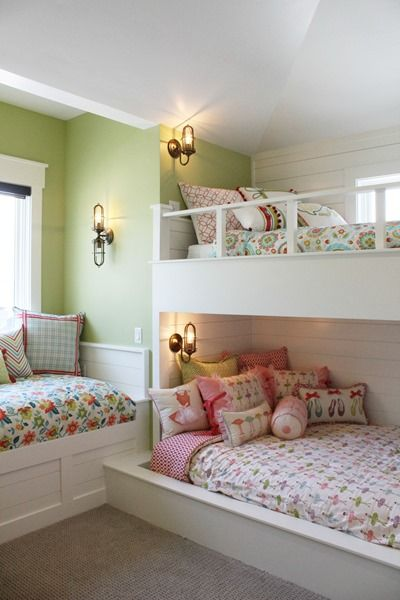 Lovely Paint Colors for Kids Rooms