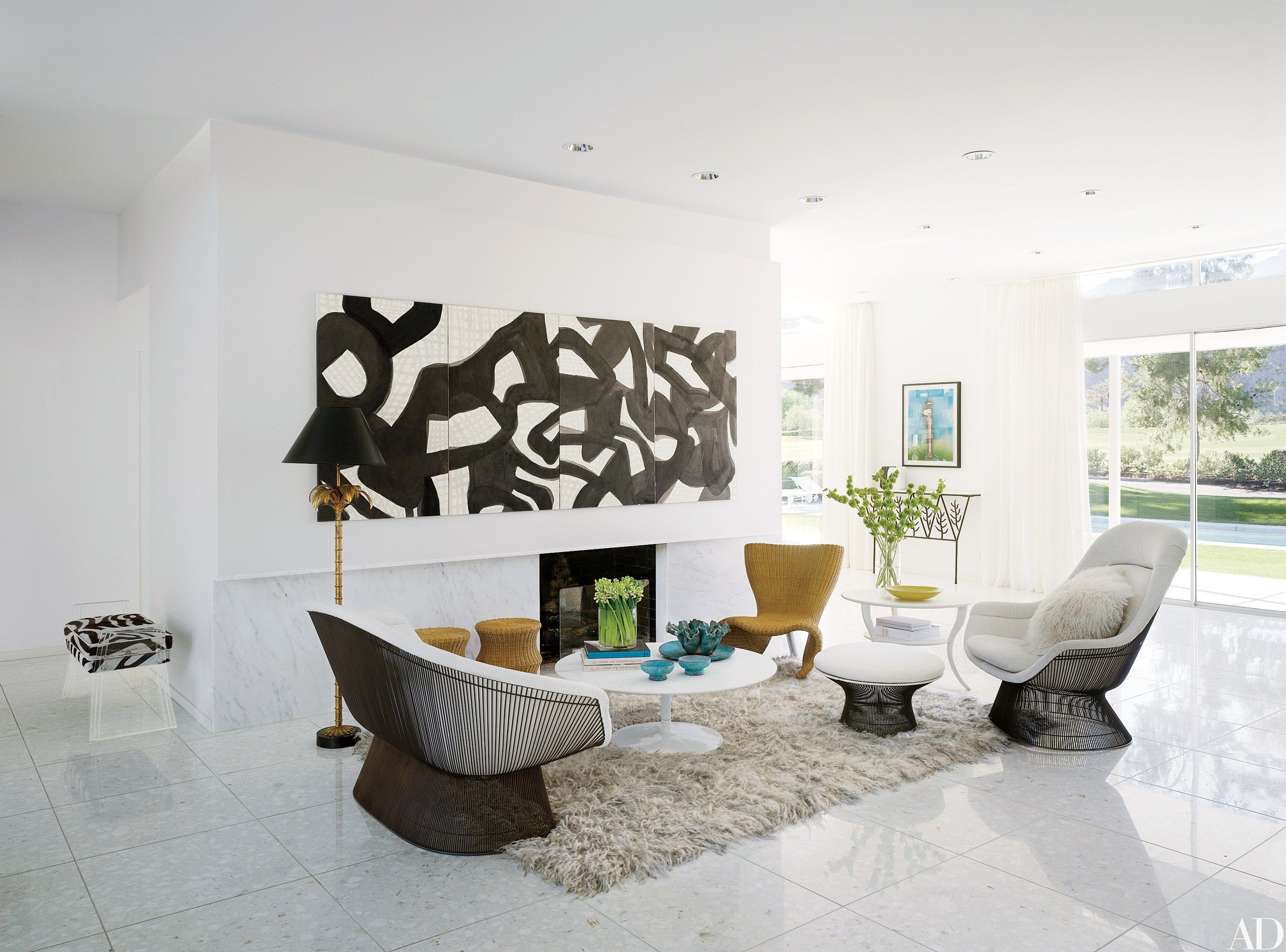 16 rooms for black and white decor inspiration house and home rh pinterest com
