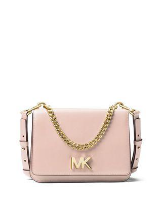 2ba66da9f5d66 Michael Michael Kors Mott Large Chain Swag Shoulder Bag