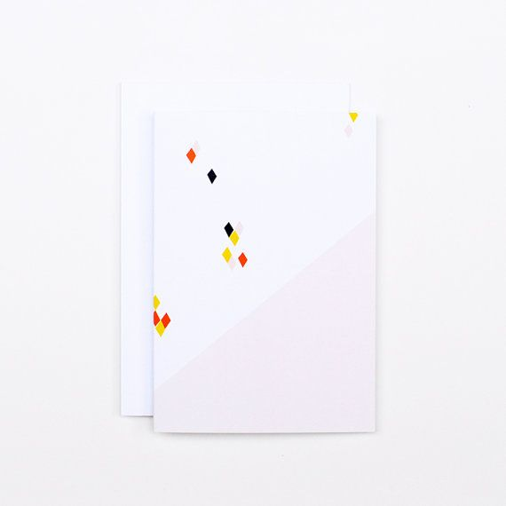 jeu de 4 plié notecards + vide intérieur comprend 4 enveloppes assortis + 4-bar (4 7/8 « x 3 1/2 ») + + résidents californiens de 110 lb couverture blanche