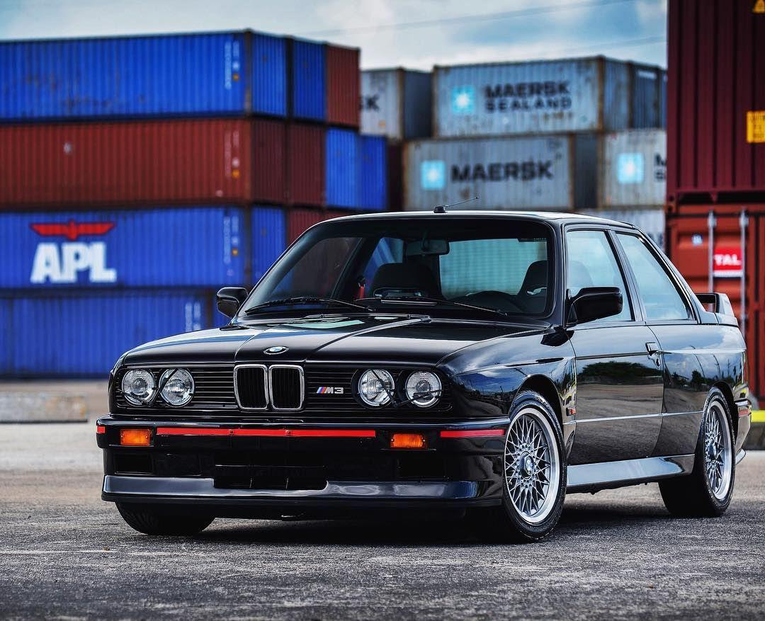 Bmw E30 M3 Sport Evo