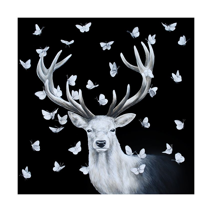 Stay True Louise McNaught Print Club London