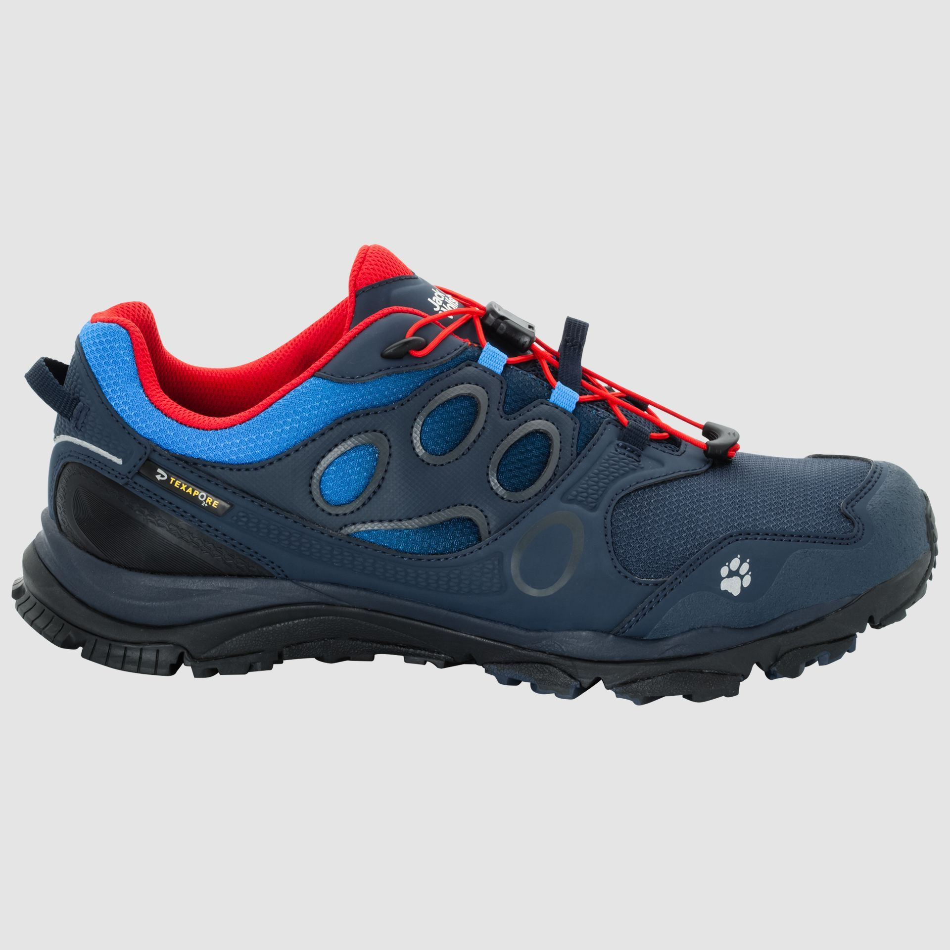 €149.95 Jack Wolfskin TRAIL EXCITE 2 TEXAPORE LOW M