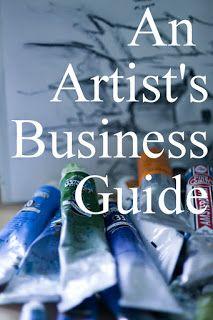 informative blog- An Artist Business Guide