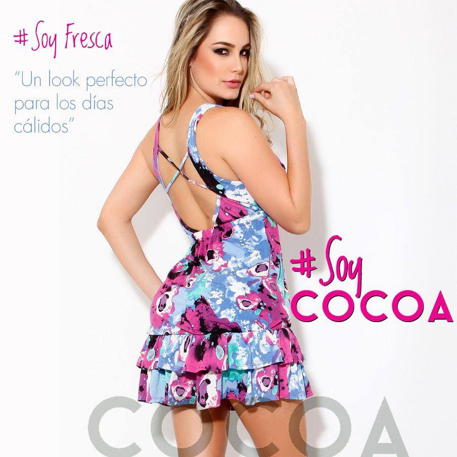 Vive tus tardes al mejor estilo @cocoajeans #SoyFresca #SoyCocoa