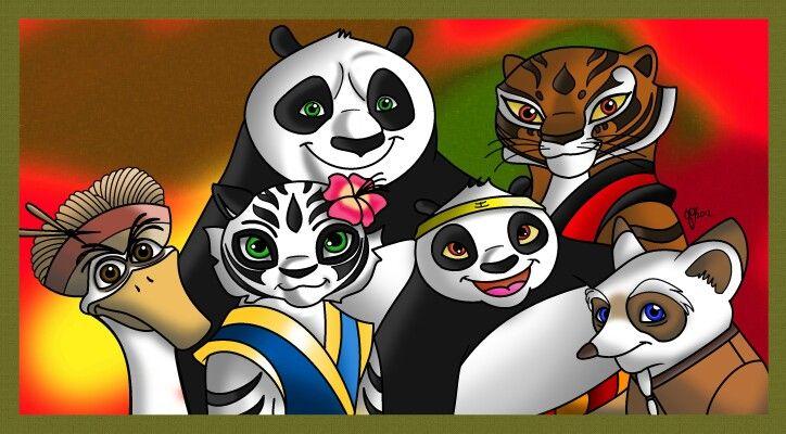 Kung fu family